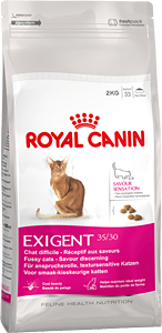 Royal Canine Exigent, сухие корма для кошек