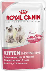 влажный Instinctive 12 от ROYAL CANIN