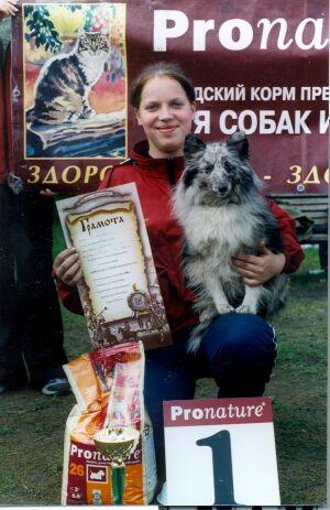 Чемпионат Санкт-Петербурга и Ленинградской области по аджилити