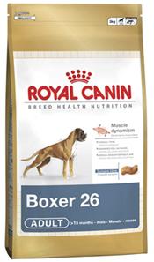Royal Canin Boxer 26 корм для боксеров