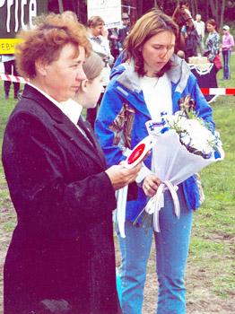 Тамара Ивановна Белорус