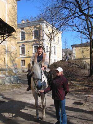 Иппотерапия, лечение лошадьми