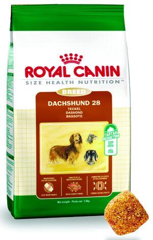 Корм royal canin для такса