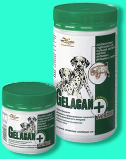 Гелакан для собак