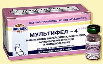 вакцина Мультифел–4